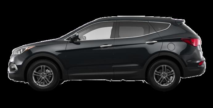 2017 Hyundai Santa Fe Sport 2.4 L | Photo 4 | Titanium Silver