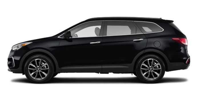 2017 Hyundai Santa Fe XL BASE | Photo 4 | Becketts Black