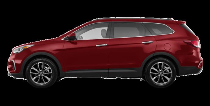 2017 Hyundai Santa Fe XL BASE | Photo 4 | Regal Red Pearl