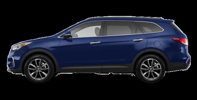 2017 Hyundai Santa Fe XL LUXURY | Photo 4 | Storm Blue
