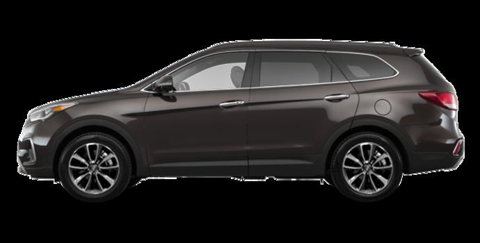2017 Hyundai Santa Fe XL LUXURY | Photo 4 | Java Espresso