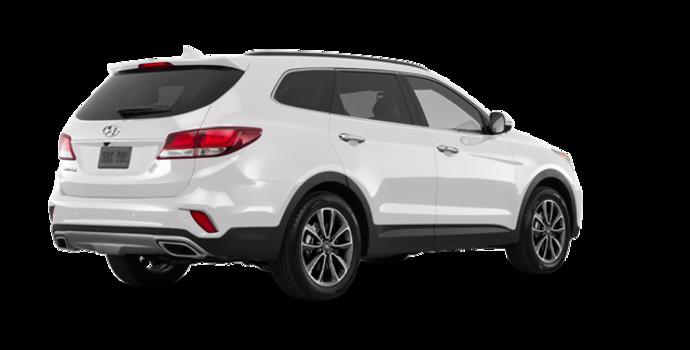 2017 Hyundai Santa Fe XL LUXURY | Photo 5 | Monaco White