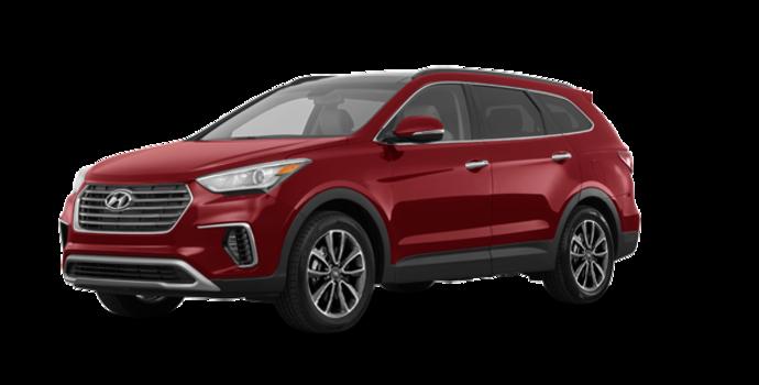 2017 Hyundai Santa Fe XL LUXURY | Photo 6 | Regal Red Pearl