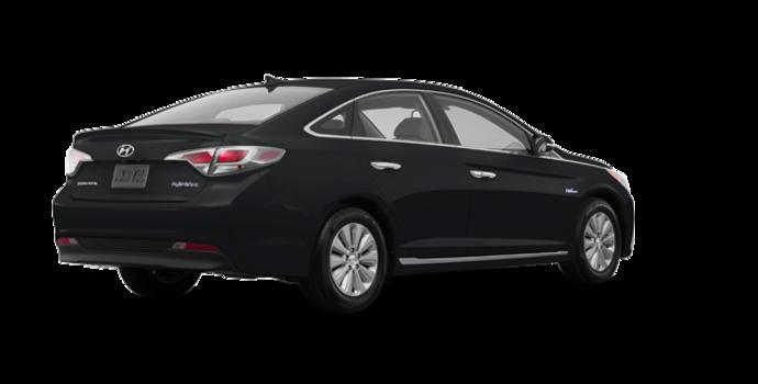 2017 Hyundai Sonata Hybrid BASE | Photo 5 | Black