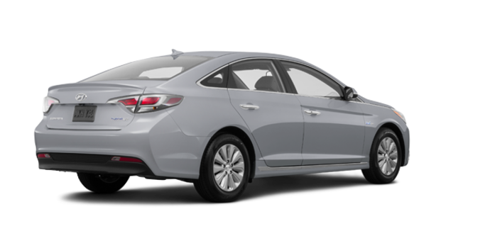 2017 Hyundai Sonata Hybrid BASE | Photo 5 | Grey