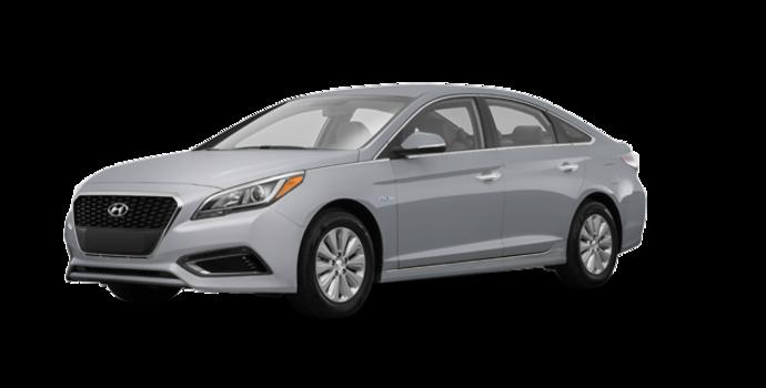 2017 Hyundai Sonata Hybrid BASE | Photo 6 | Grey