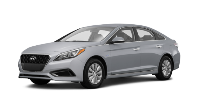2017 Hyundai Sonata Hybrid | Photo 6 | Grey