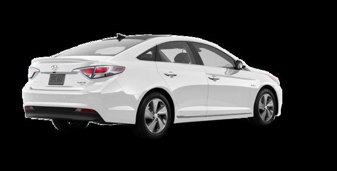 2017 Hyundai Sonata Hybrid LIMITED | Photo 5 | White