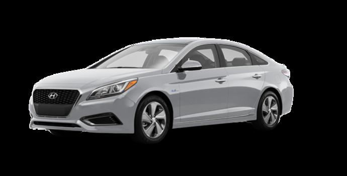 2017 Hyundai Sonata Hybrid LIMITED | Photo 6 | Silver