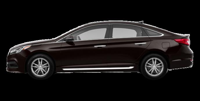 2017 Hyundai Sonata 2.0T SPORT ULTIMATE | Photo 4 | Dark Horse