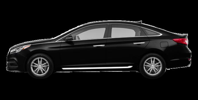 2017 Hyundai Sonata 2.0T SPORT ULTIMATE | Photo 4 | Black Pearl
