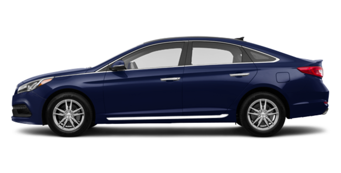2017 Hyundai Sonata 2.0T SPORT ULTIMATE | Photo 4 | Coast Blue