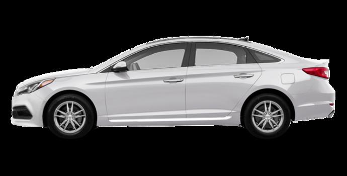 2017 Hyundai Sonata 2.0T SPORT ULTIMATE | Photo 4 | Ice White