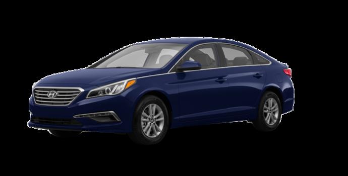 2017 Hyundai Sonata GL | Photo 6 | Coast Blue