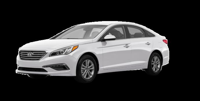 2017 Hyundai Sonata GL | Photo 6 | Ice White
