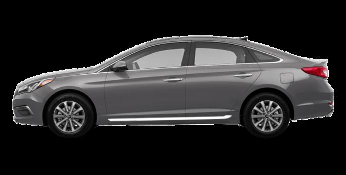 2017 Hyundai Sonata LIMITED | Photo 4 | Polished Metal