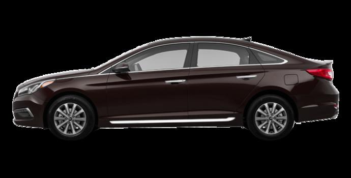 2017 Hyundai Sonata LIMITED | Photo 4 | Dark Horse