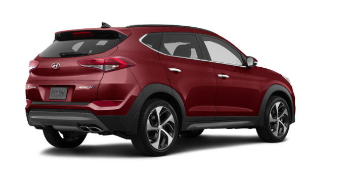 2017 Hyundai Tucson 1.6T SE AWD | Photo 5 | Ruby Wine