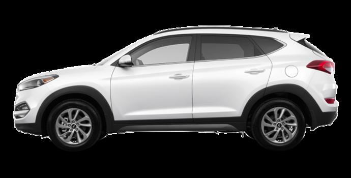 2017 Hyundai Tucson 2.0L LUXURY | Photo 4 | Winter White