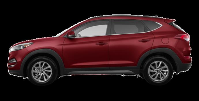 2017 Hyundai Tucson 2.0L LUXURY | Photo 4 | Ruby Wine