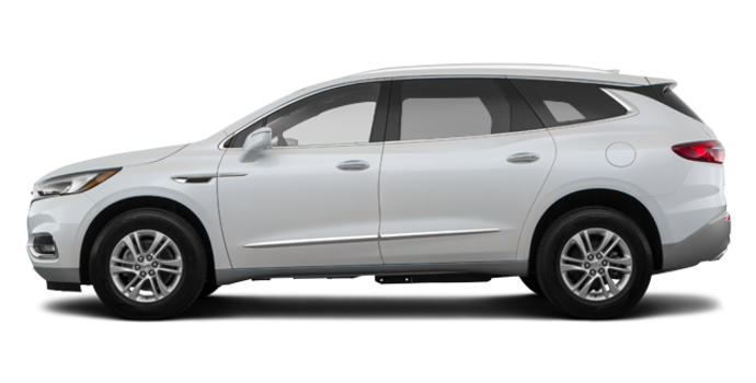 2018 Buick Enclave PREMIUM | Photo 4 | White Frost Tricoat