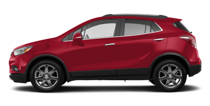 2018 Buick Encore ESSENCE | Photo 4 | Winterberry Red Metallic