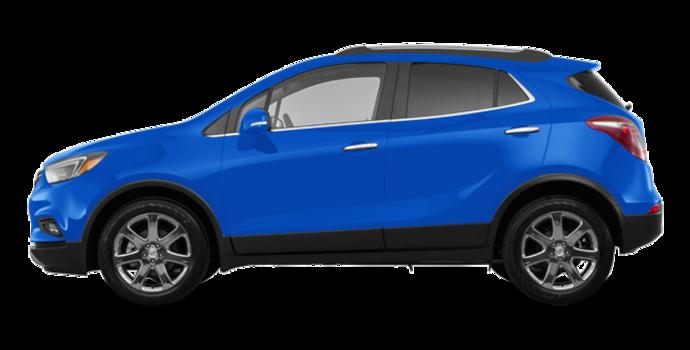 2018 Buick Encore PREMIUM | Photo 4 | Coastal Blue Metallic