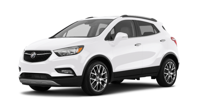 2018 Buick Encore SPORT TOURING | Photo 6 | White frost tricoat