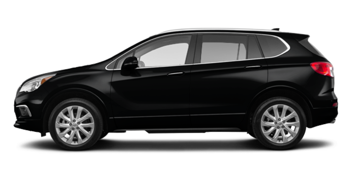 2018 Buick Envision Premium II | Photo 4 | Ebony Twilight Metallic