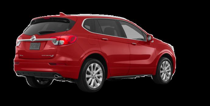 2018 Buick Envision Premium II | Photo 5 | Chili Red Metallic