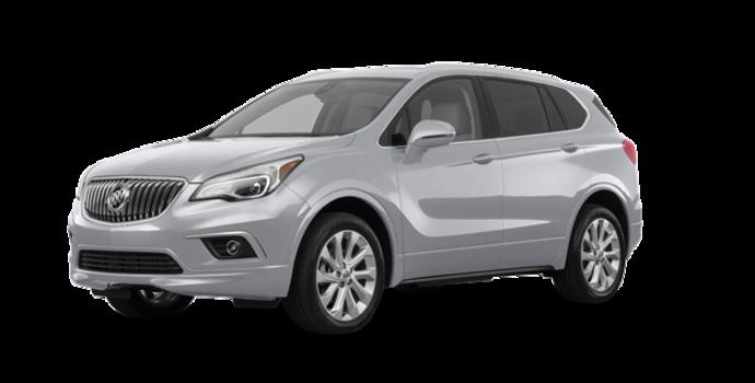 2018 Buick Envision Premium II | Photo 6 | Galaxy Silver Metallic