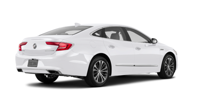 2018 Buick LaCrosse PREMIUM | Photo 5 | Summit White