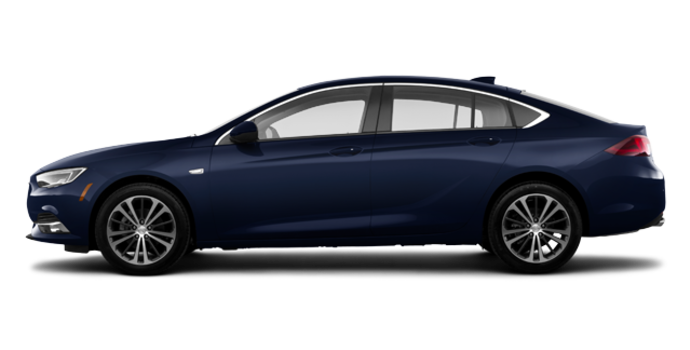 2018 Buick Regal Sportback PREFERRED II | Photo 4 | Dark Moon Blue Metallic