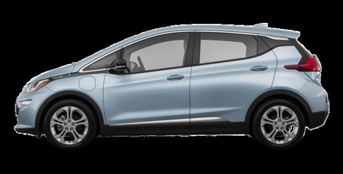 2018 Chevrolet Bolt Ev LT | Photo 4 | Arctic Blue Metallic