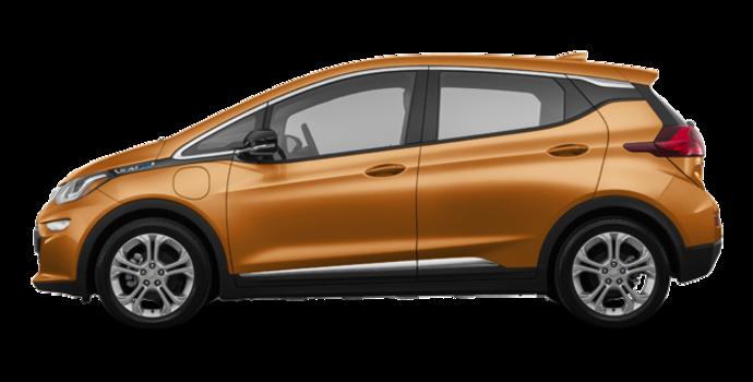 2018 Chevrolet Bolt Ev LT | Photo 4 | Orange Burst Metallic