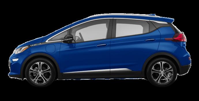 2018 Chevrolet Bolt Ev PREMIER | Photo 4 | Kinetic Blue Metallic