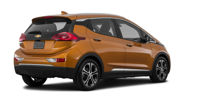 2018 Chevrolet Bolt Ev PREMIER | Photo 5 | Orange Burst Metallic