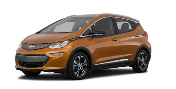 2018 Chevrolet Bolt Ev PREMIER | Photo 6 | Orange Burst Metallic