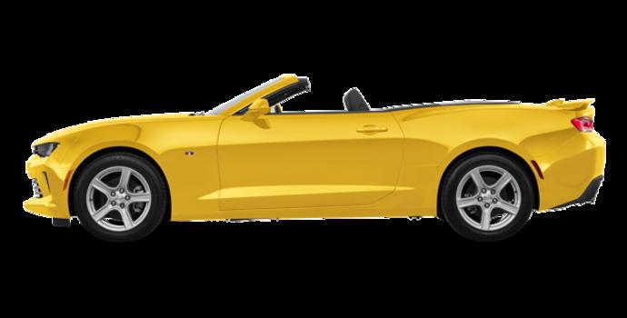 2018 Chevrolet Camaro convertible 1LS | Photo 4 | Bright Yellow