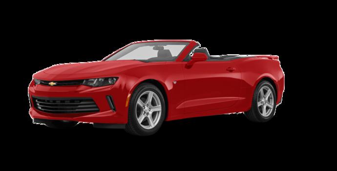 2018 Chevrolet Camaro convertible 1LS | Photo 6 | Garnet Red Tintcoat