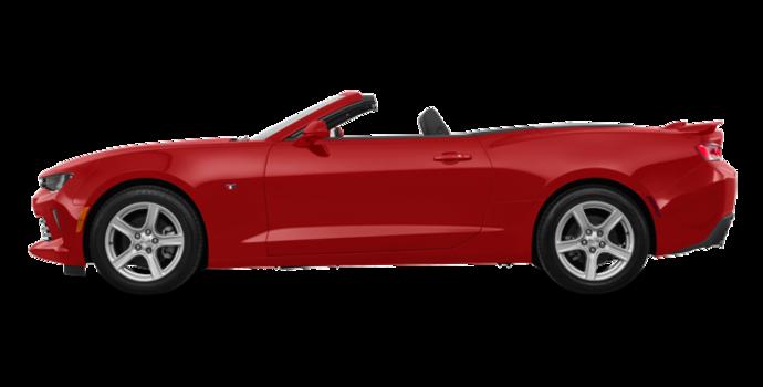2018 Chevrolet Camaro convertible 2LT   Photo 4   Garnet Red Tintcoat
