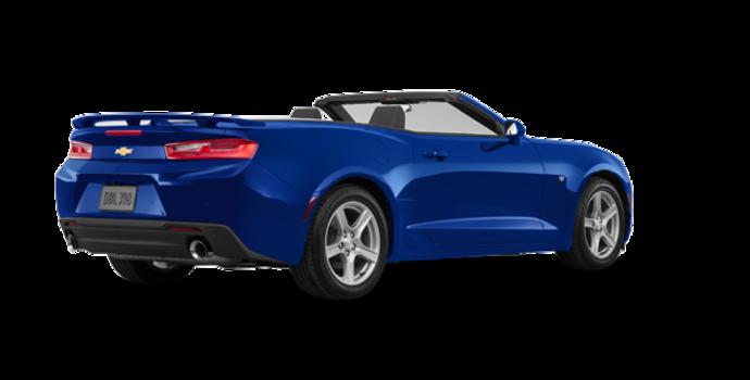 2018 Chevrolet Camaro convertible 2LT   Photo 5   Hyper Blue Metallic