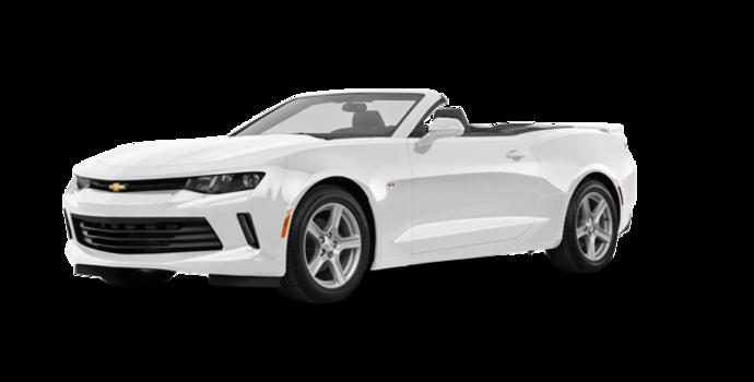 2018 Chevrolet Camaro convertible 2LT   Photo 6   Summit White