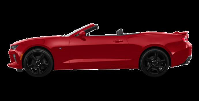 2018 Chevrolet Camaro convertible 2SS | Photo 4 | Garnet Red Tintcoat