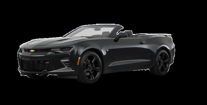 2018 Chevrolet Camaro convertible 2SS | Photo 6 | Black