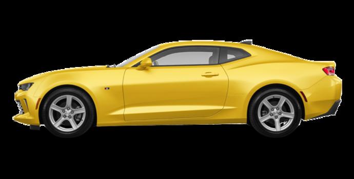 2018 Chevrolet Camaro coupe 1LS | Photo 4 | Bright Yellow