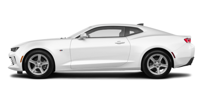 2018 Chevrolet Camaro coupe 1LS | Photo 4 | Summit White