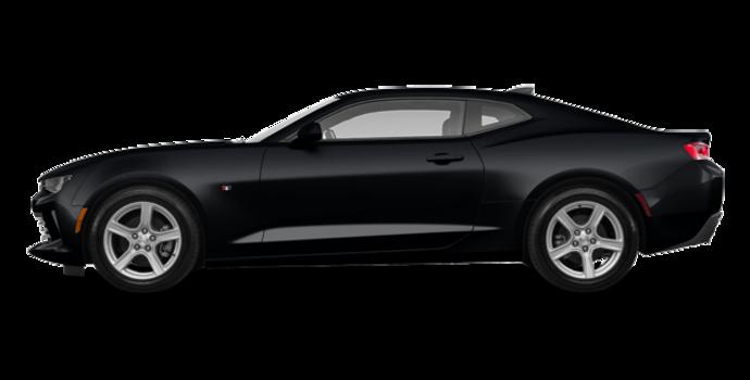 2018 Chevrolet Camaro coupe 1LS | Photo 4 | Black