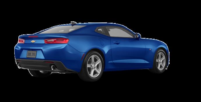 2018 Chevrolet Camaro coupe 1LT | Photo 5 | Hyper Blue Metallic