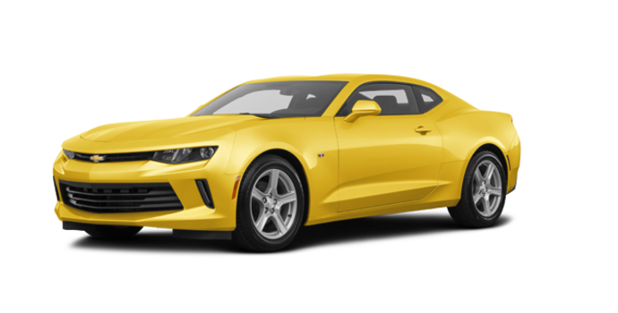 2018 Chevrolet Camaro coupe 1LT | Photo 6 | Bright Yellow